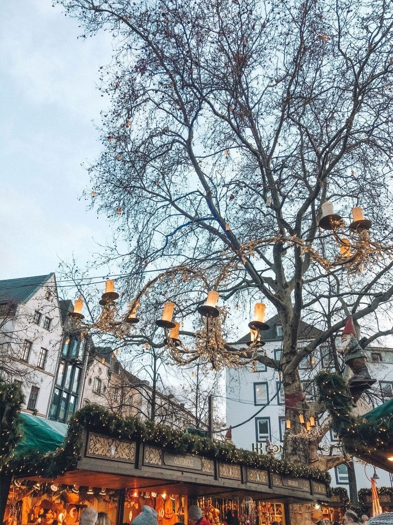 The German Christmas Markets in Cologne