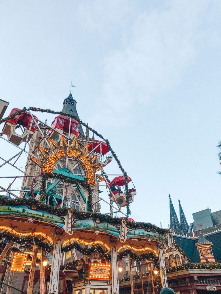 The Cologne Christmas Markets