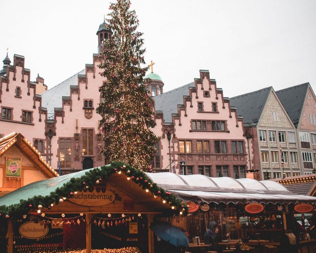 The Frankfurt Christmas Markets