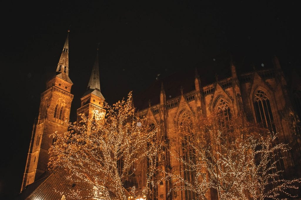 The Best Christmas Towns in Bavaria - Nuremberg and Rothenburg ob der Tauber, Germany