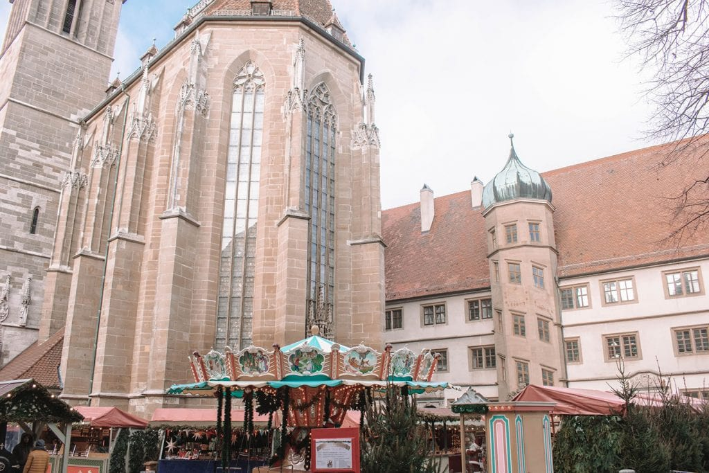 The Rothenburg Christmas markets in Bavaria