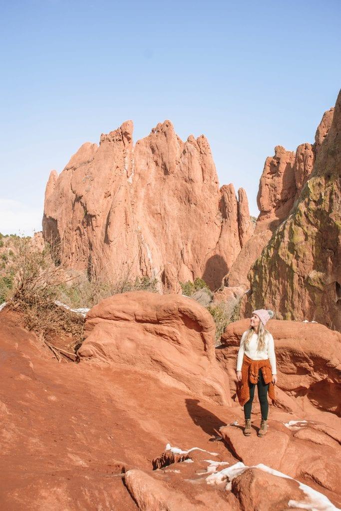 6-Day Colorado Road Trip. Best Colorado Road Trip from Denver.