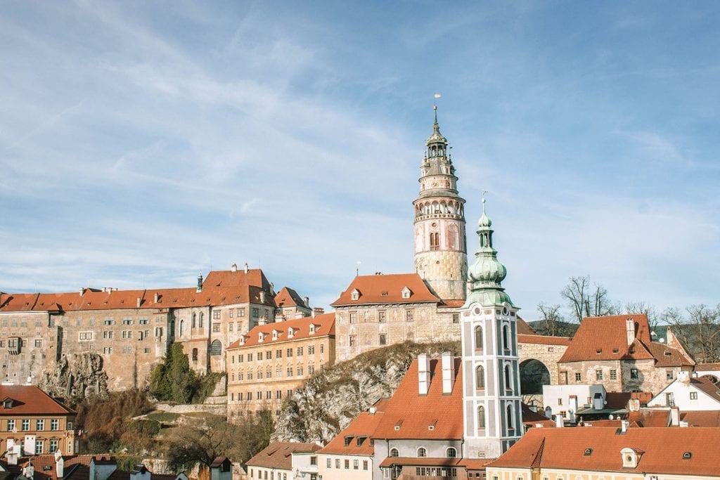 1-Day in Česky Krumlov, Czechia. A 24-Hour Itinerary for Česky Krumlov.
