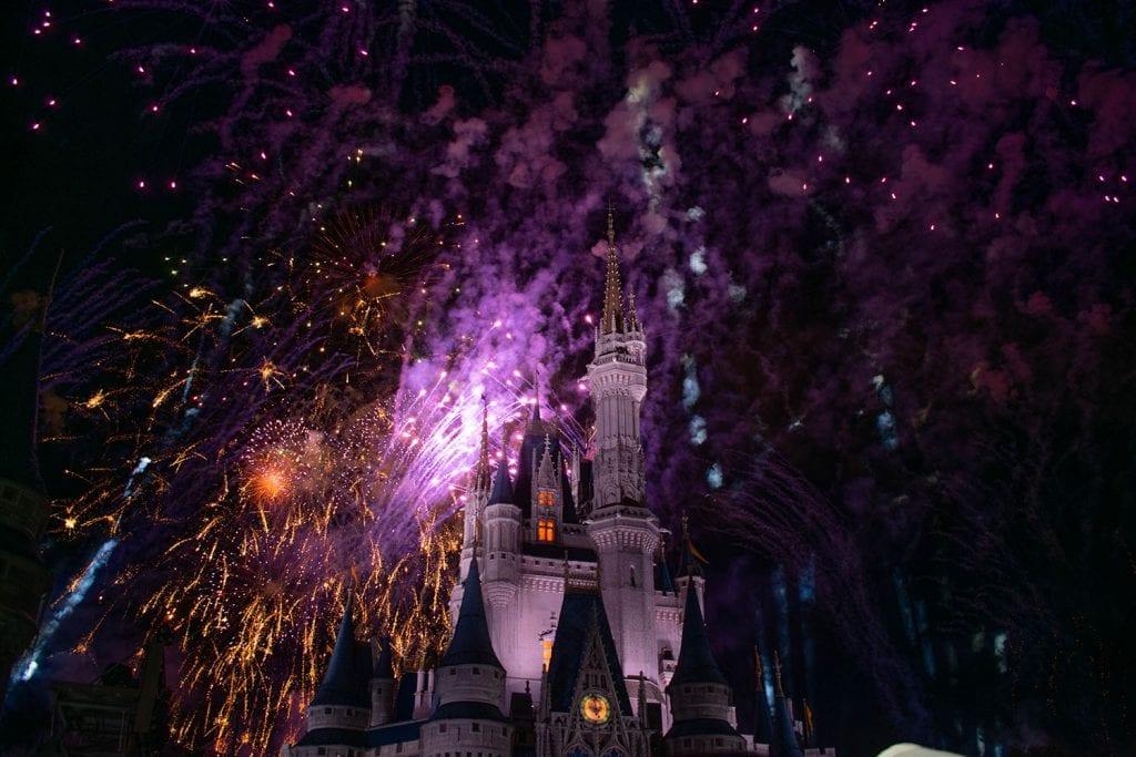New Year's at Walt Disney World and Universal Orlando.