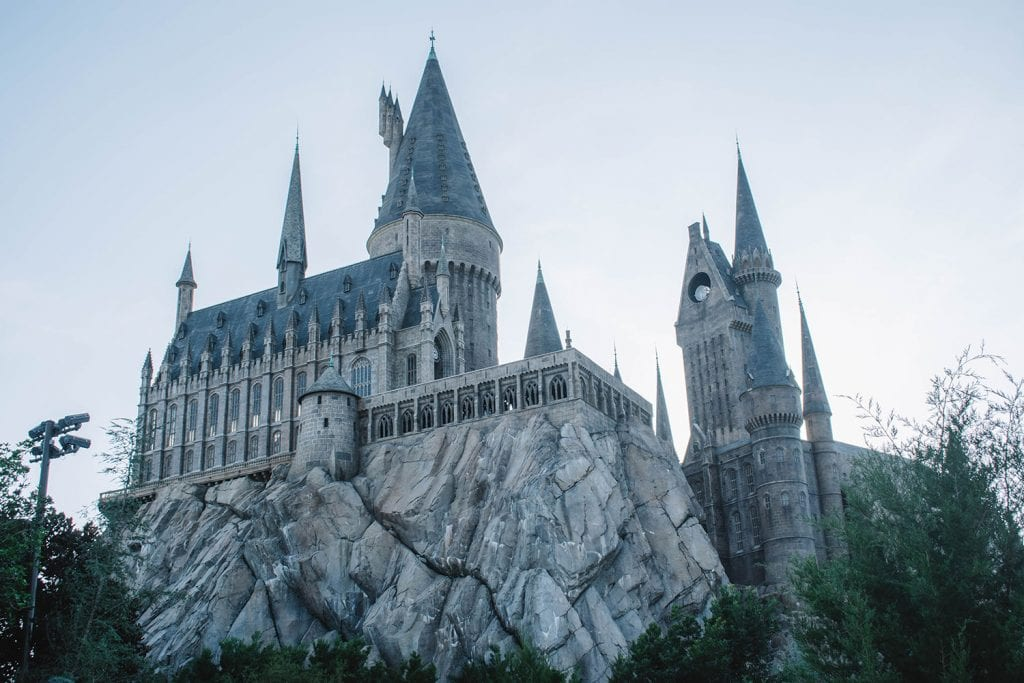 Harry Potter World in Orlando, Florida - one of the best USA spring break destinations