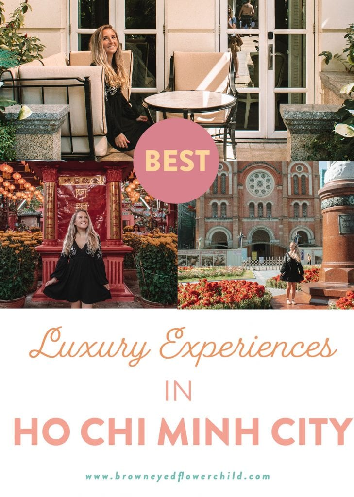 The best luxury experiences in Ho Chi Minh City, Vietnam. Discover the best ways to experience Saigon in 4 nights.