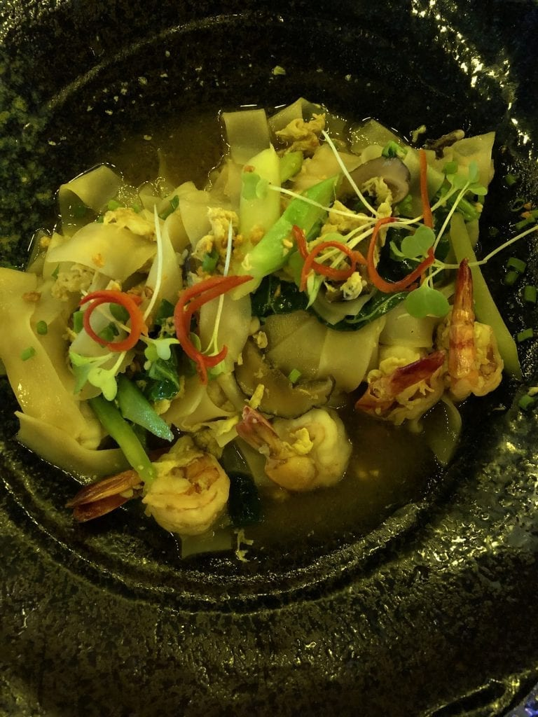 Seafood hor fun - one of the best Asian signature dishes around the world