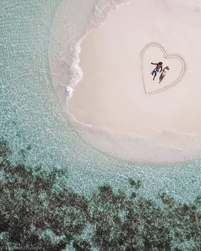 Discover the top romantic destinations around the world from travel blogger and influencer couples.