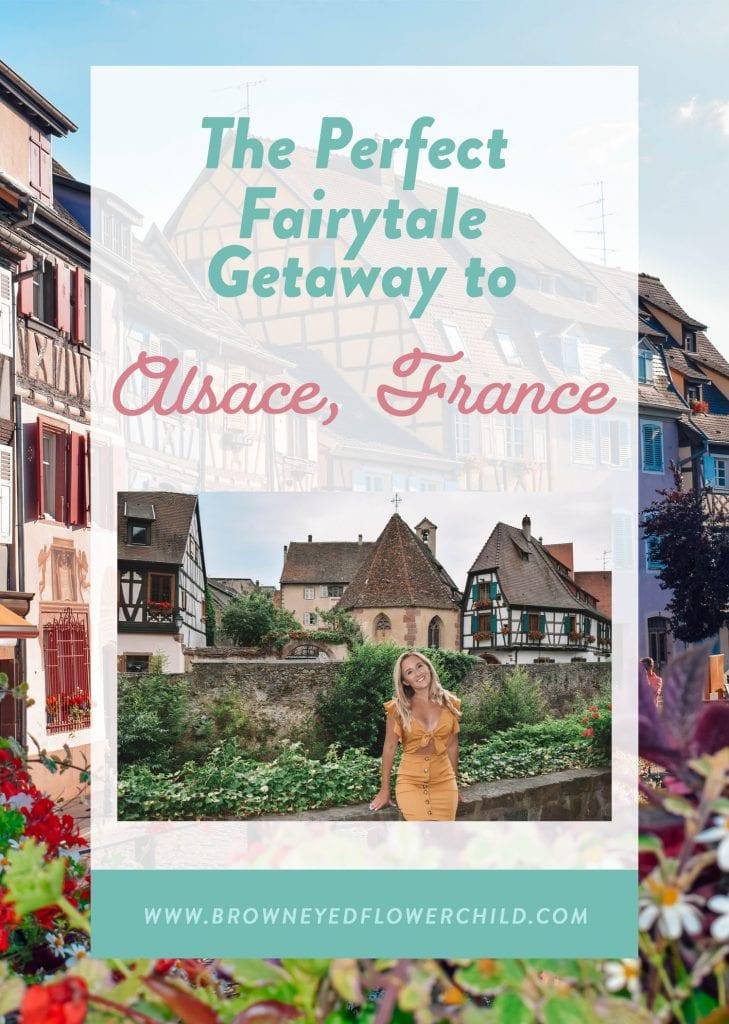 A fairytale Alsace getaway