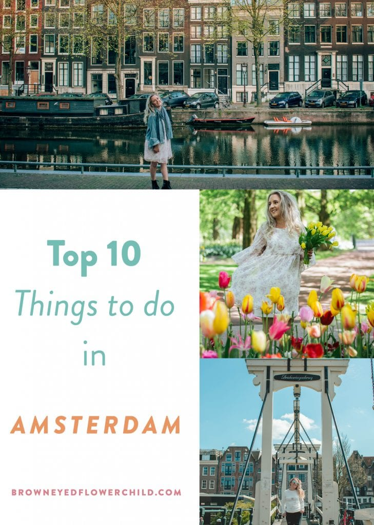 What to do in Amsterdam in Spring