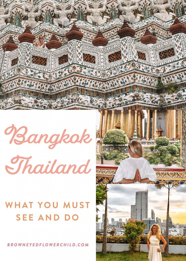 What you must see and do in Bangkok.