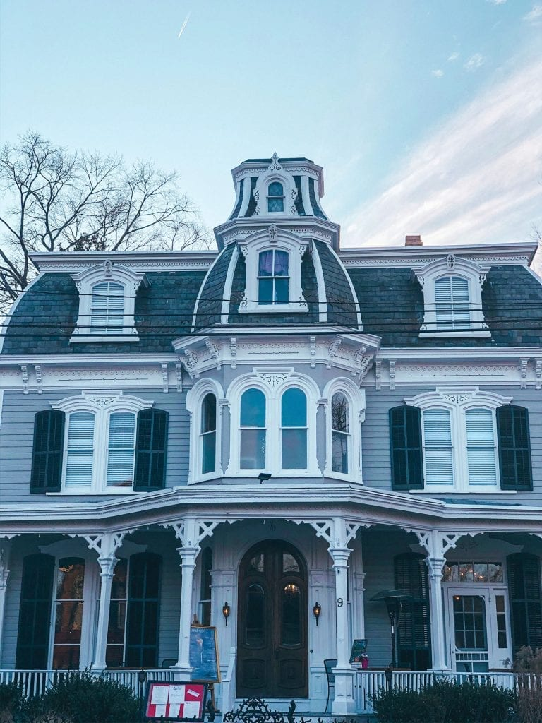 A perfect girl's getaway at Woolverton Inn. The best ways to enjoy a charming escape in rural New Jersey.