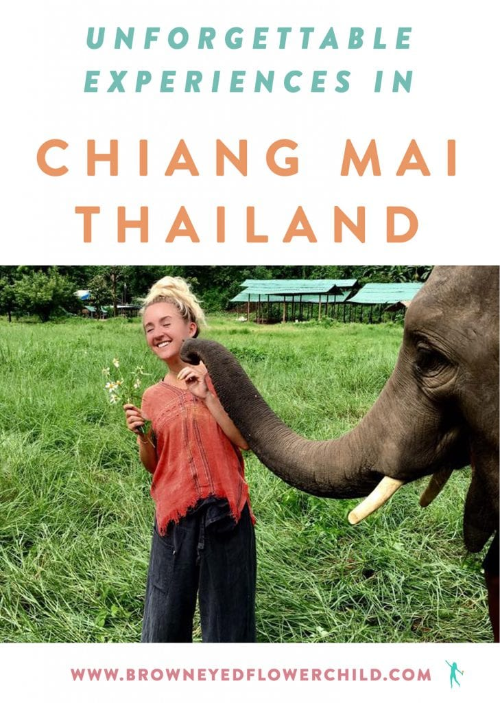 Unforgettable experiences in Chiang Mai