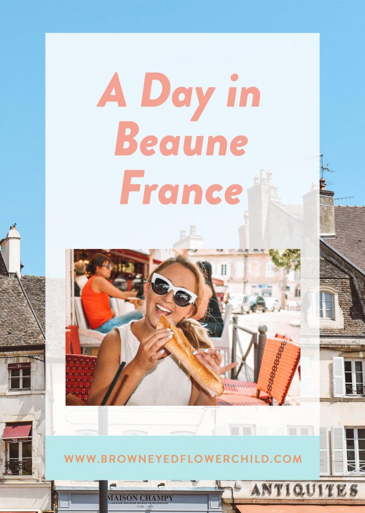 A Day in Beaune, France