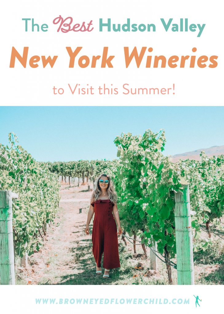 Hudson Valley New York wineries to visit this summer