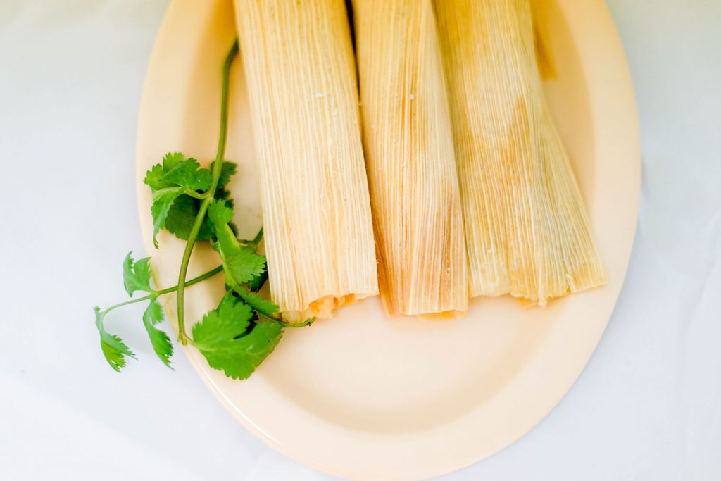 Tamales from Belize