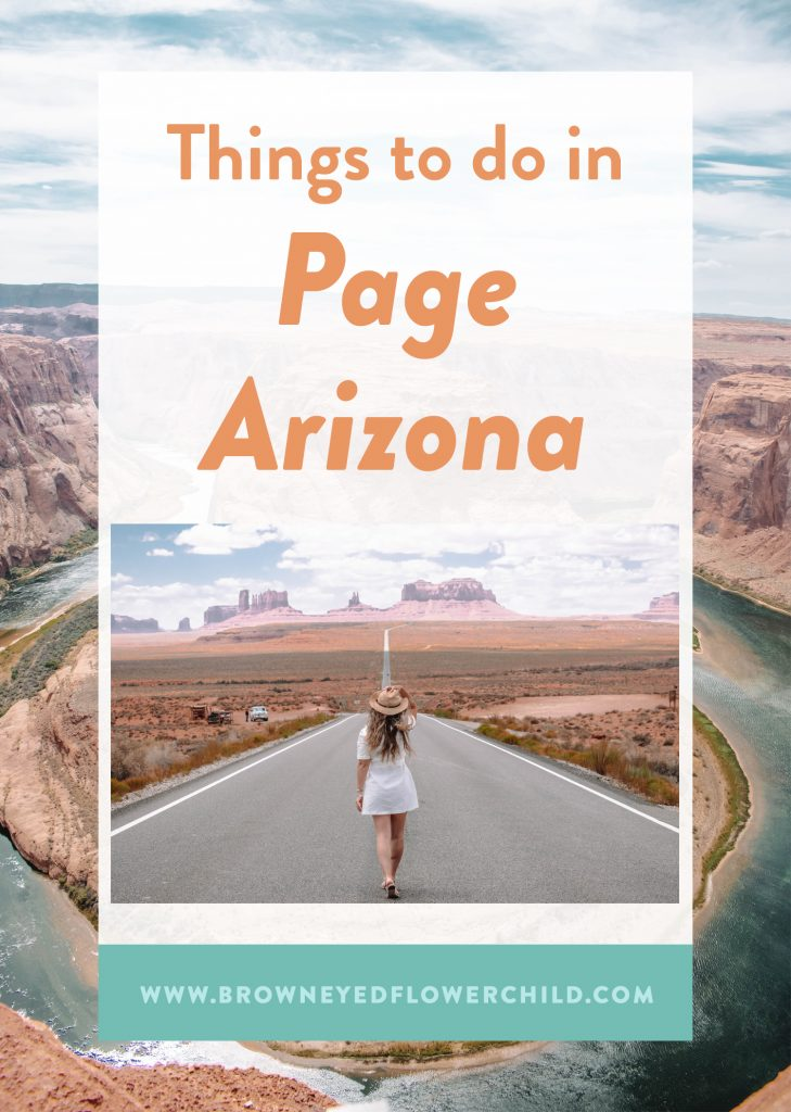 Things to do in Page, Arizona