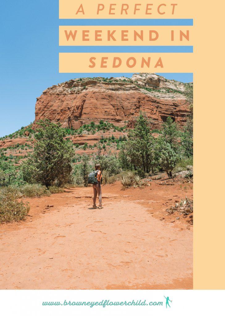 Perfect weekend in Sedona