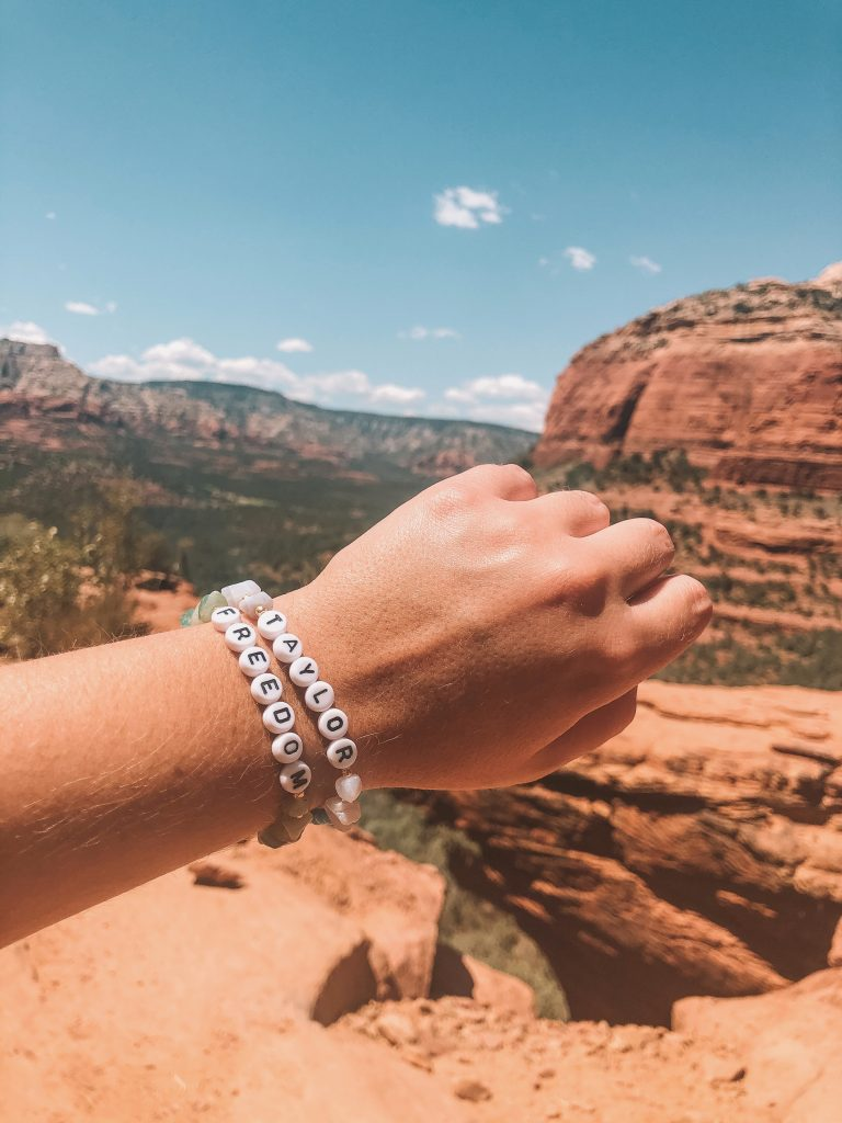 Bracelets with a view