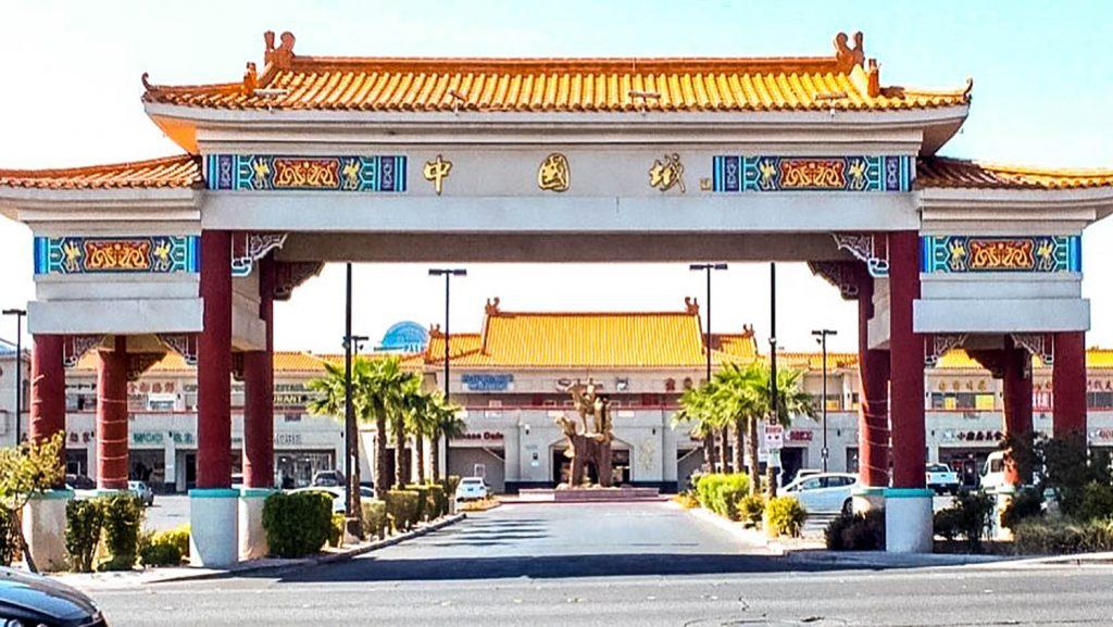 Las Vegas' Chinatown