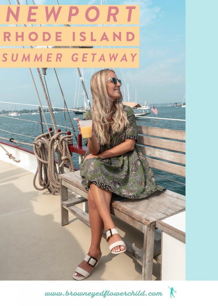 Newport, RI Summer Getaway