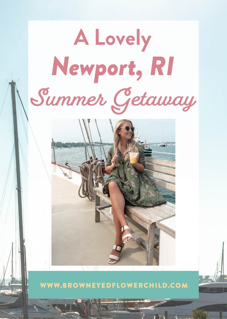 A lovely Newport, RI Summer Getaway