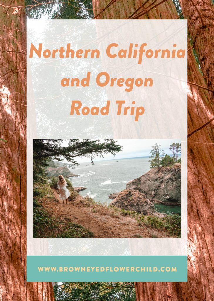 Northern California and Oregon Road Trip