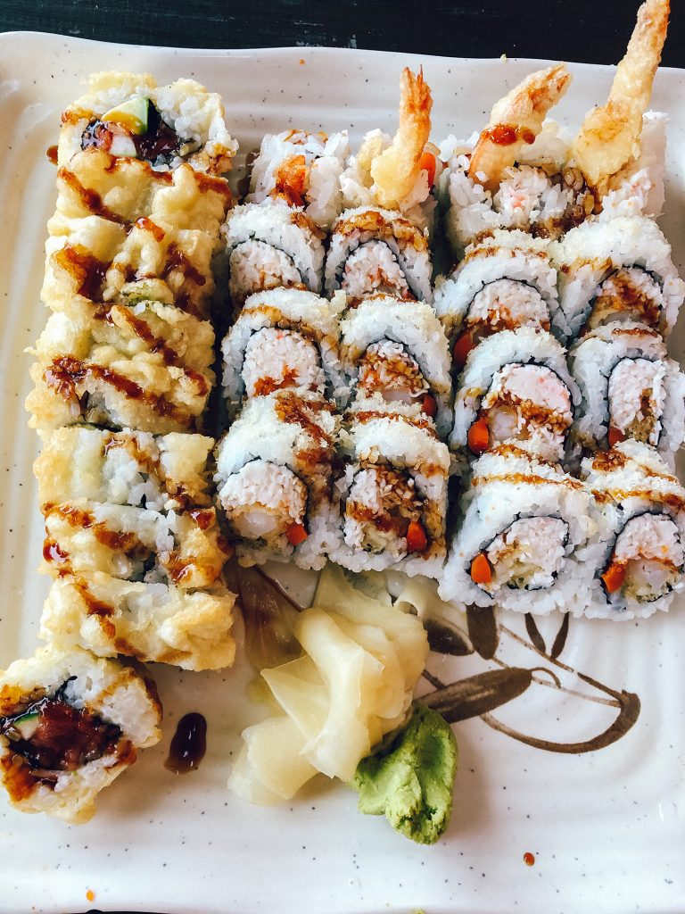 Sushi from Portland, Oregon