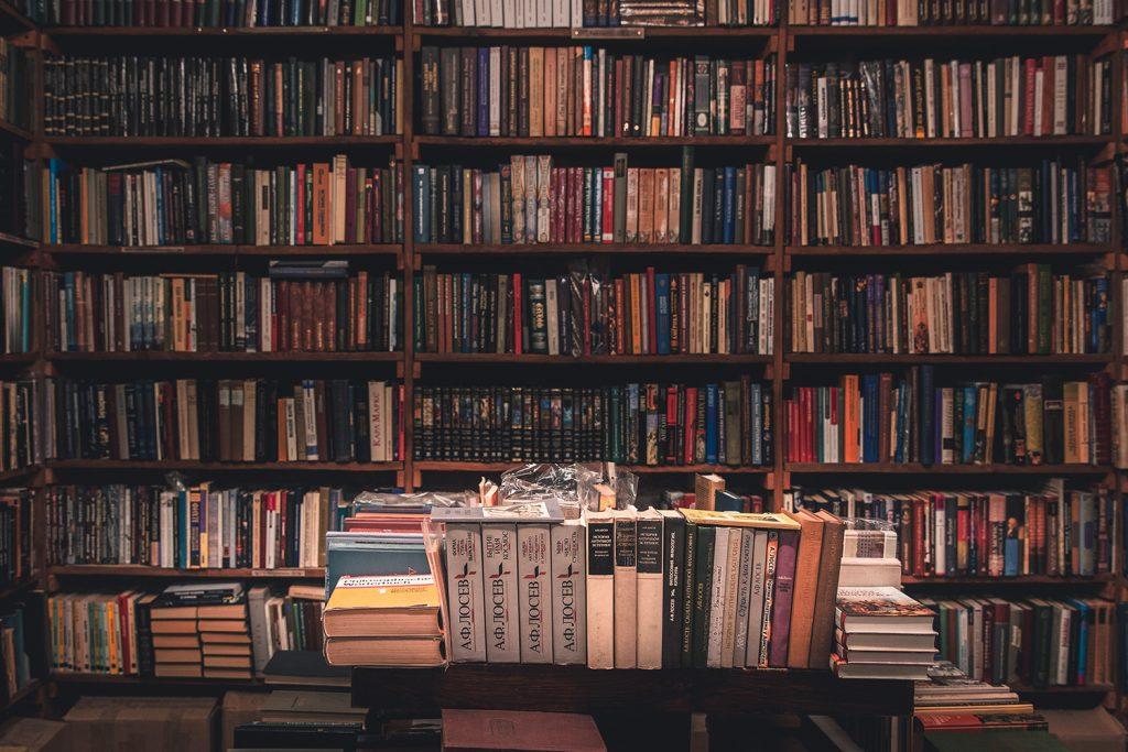 Powell City of Books in Portland, Oregon