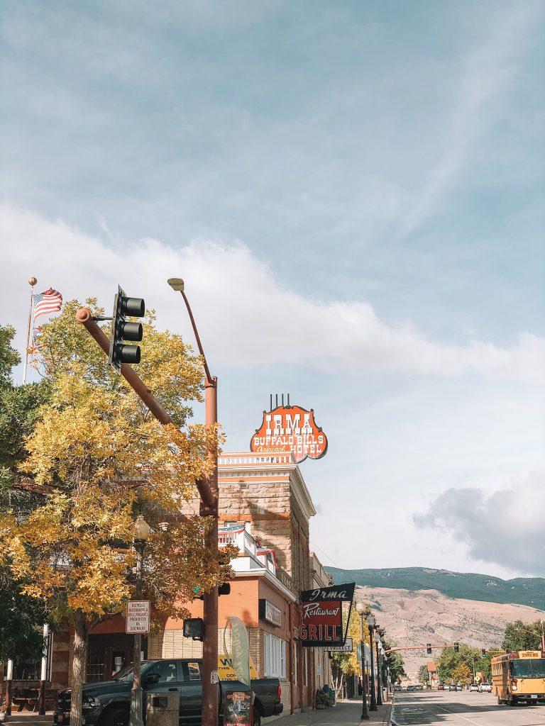 Hotel Irma in Cody, Wyoming