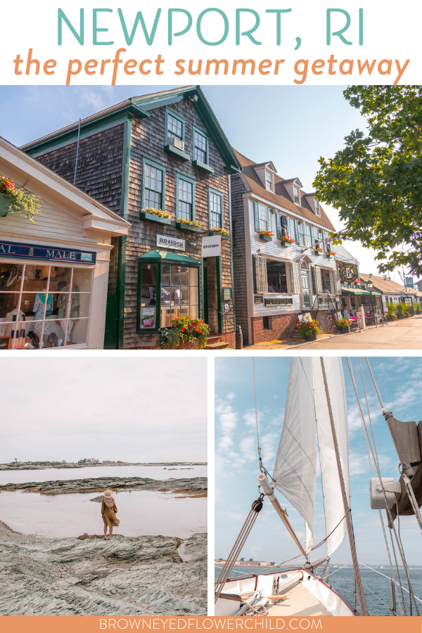 Newport, RI the perfect summer getaway