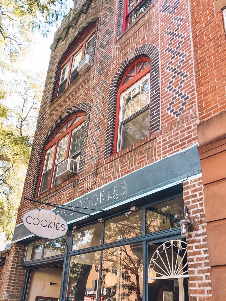 One Girl Cookies in Brooklyn