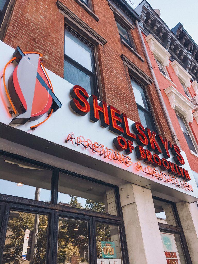 Shelsky's Jewish deli of Brooklyn