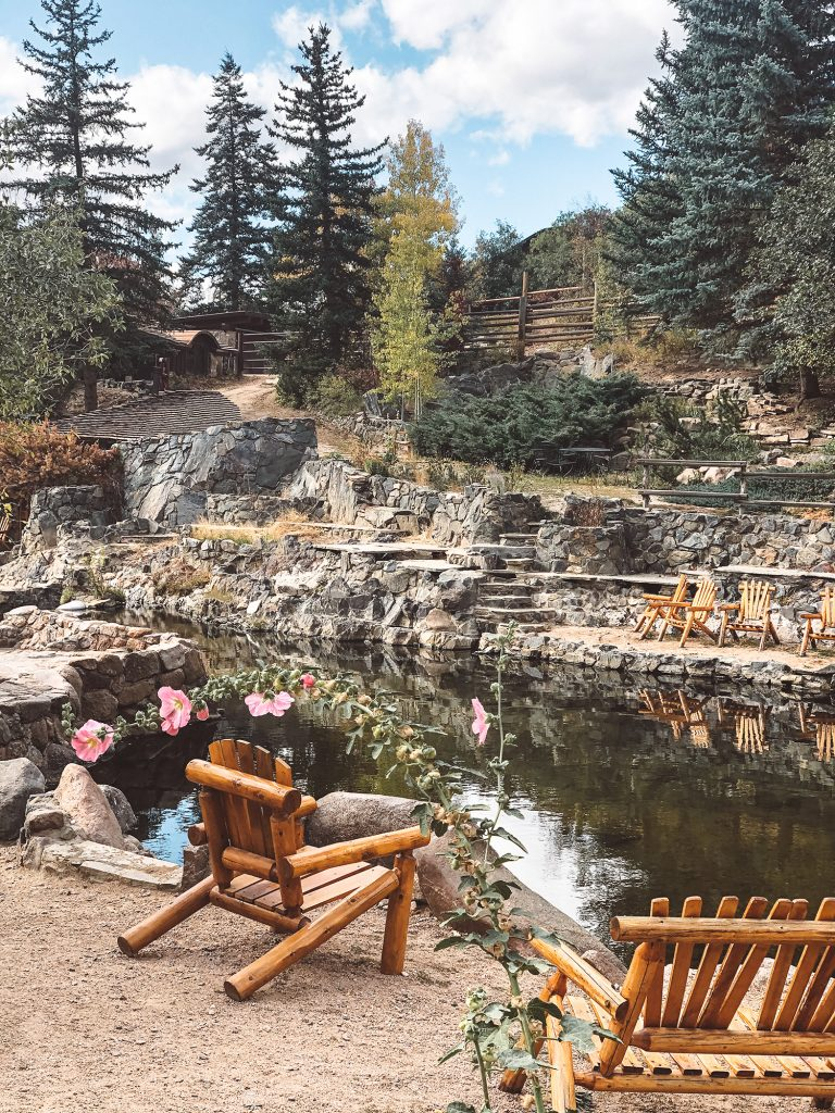 Strawberry Park Hot Springs in Steamboat Springs