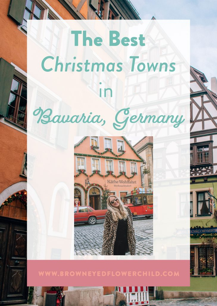 The Best Christmas Towns and Markets in Bavaria, Germany