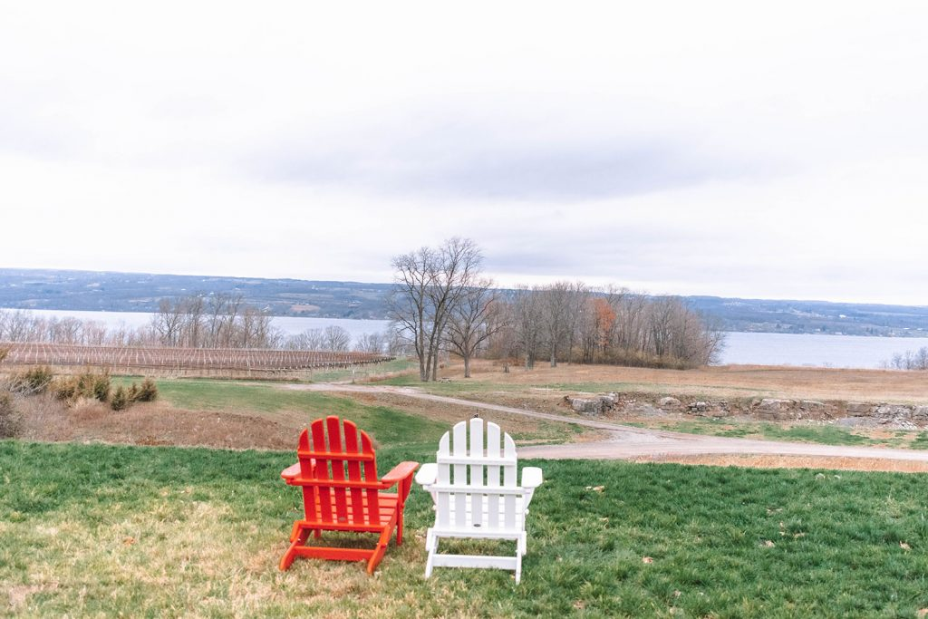 A winery to visit during a weekend in the Finger Lakes