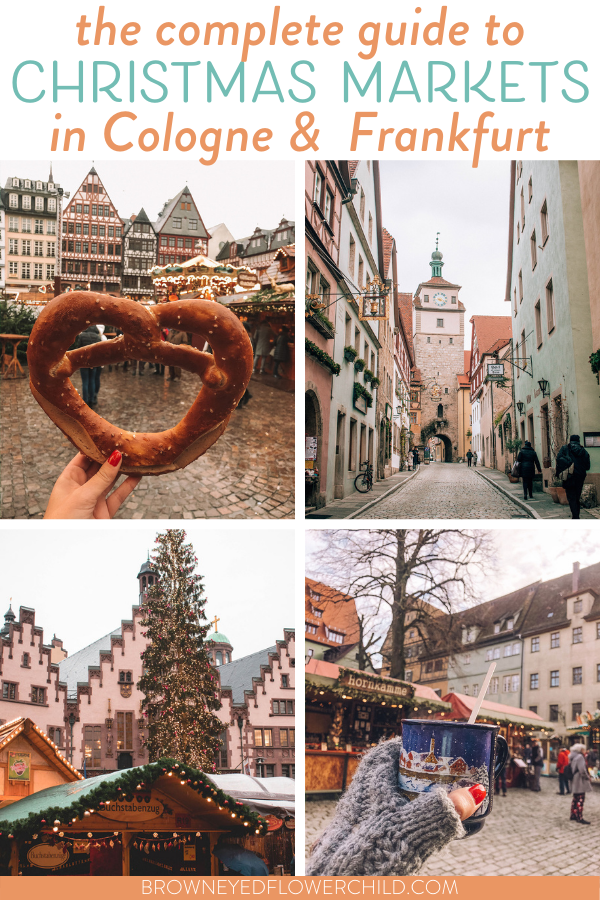 The complete guide to Christmas Markets in Cologne and Frankfurt