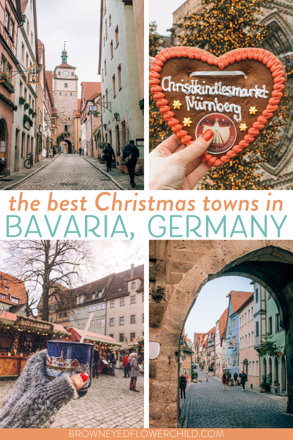The Best Christmas towns in Bavaria, Germany
