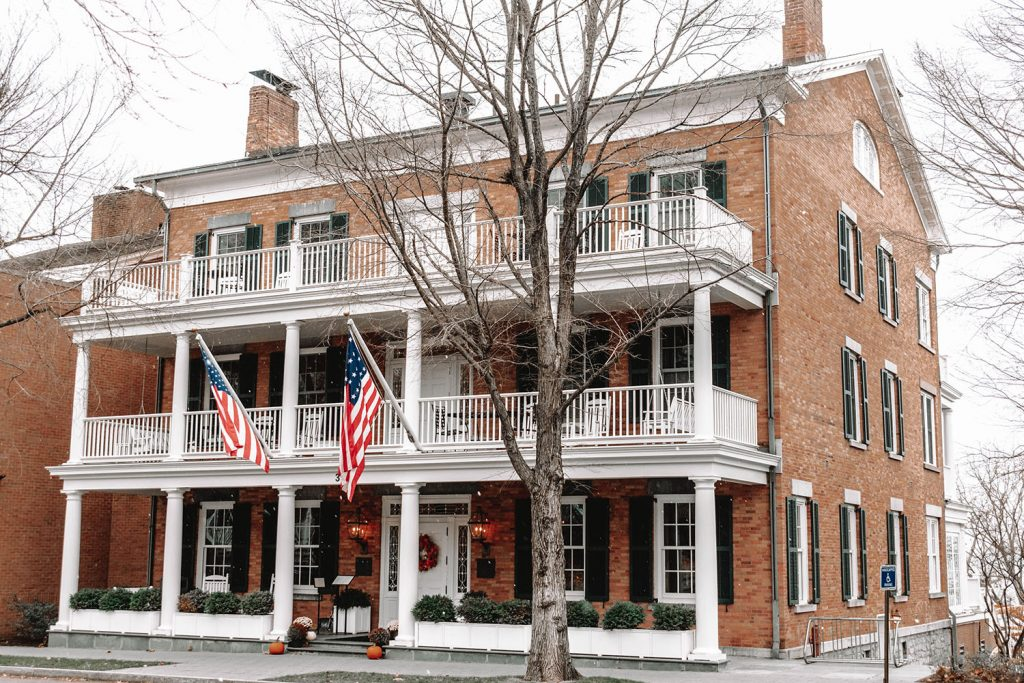 The Inns of Aurora in the Finger Lakes