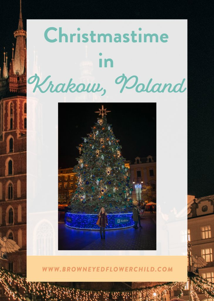 Christmastime in Krakow, Poland