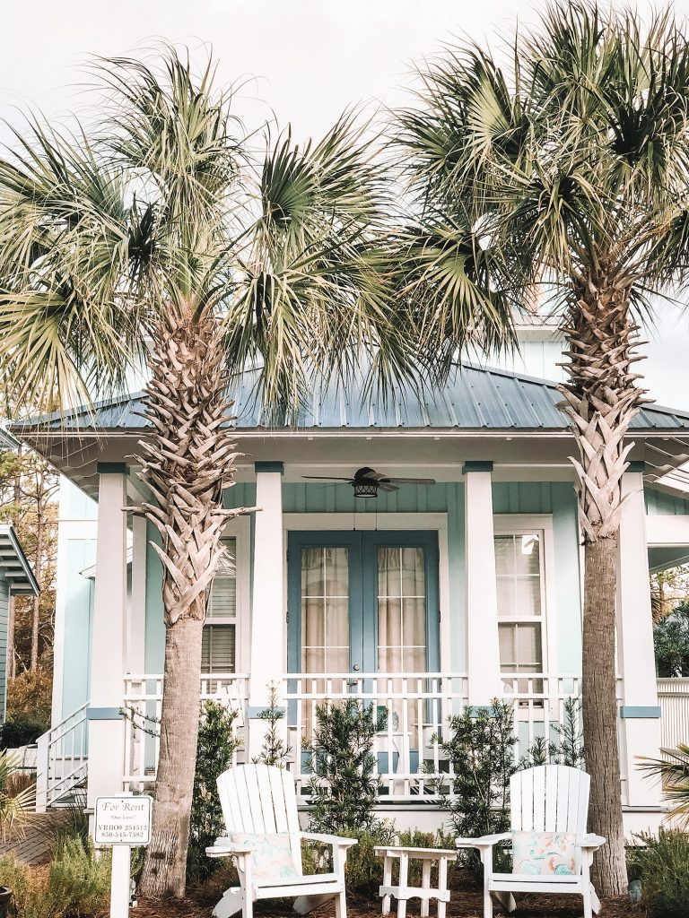 A beautiful beach house in 30a, Florida