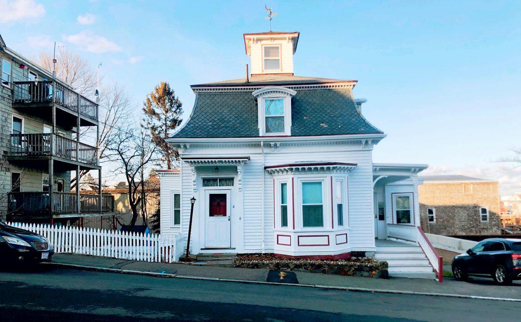 Hocus Pocus house in Salem, Massachusetts
