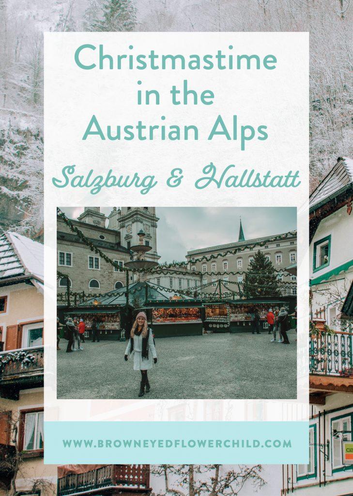 Christmas Season in Salzburg and Hallstatt