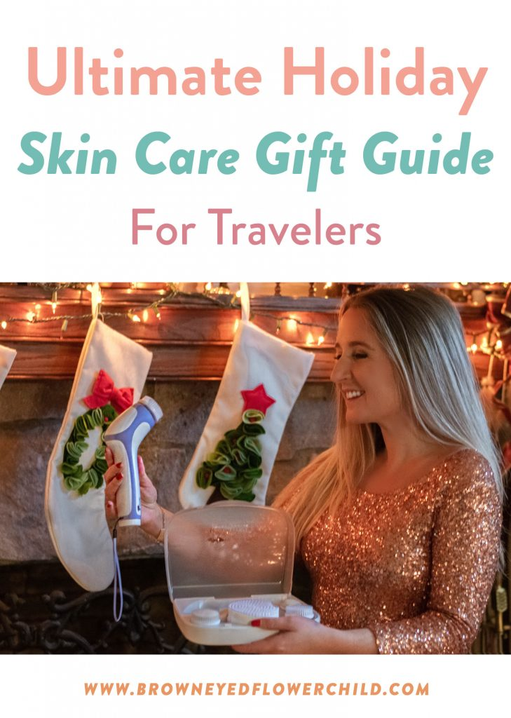 Ultimate Holiday Skin Care Gift Guide for Travelers