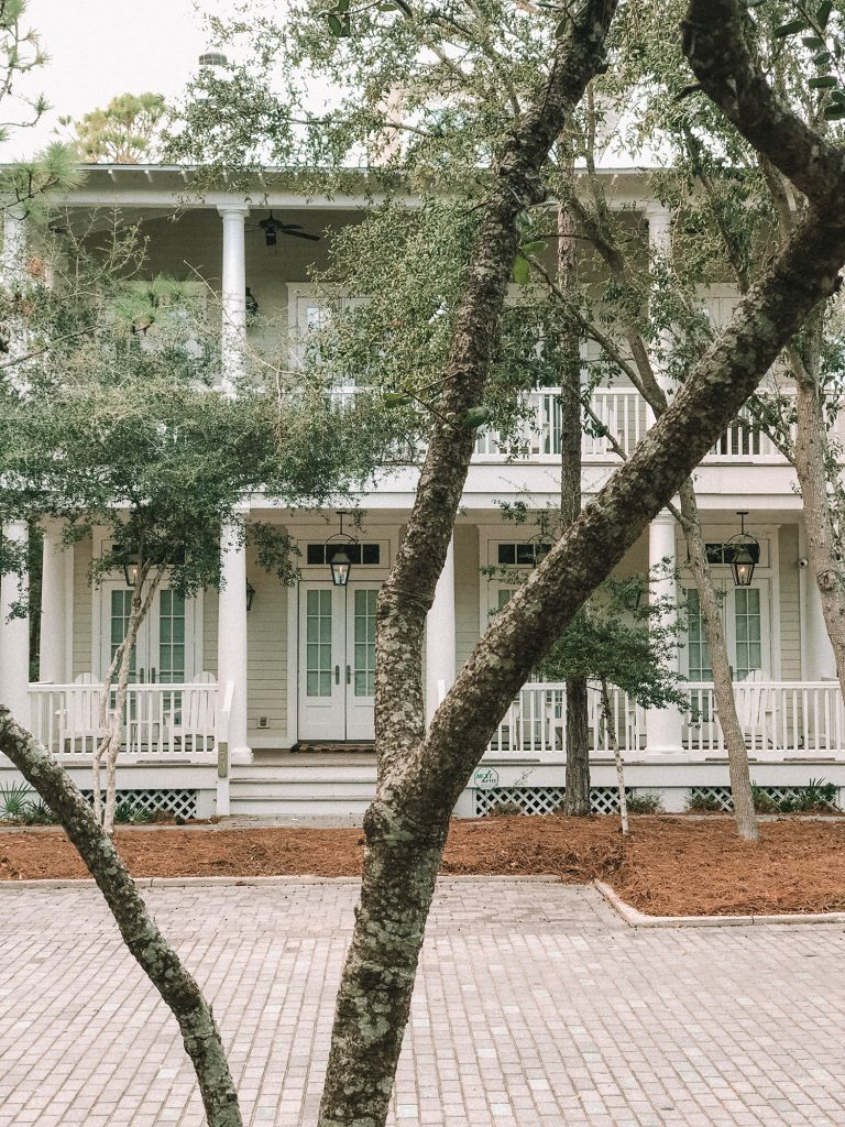 A beautiful Southern home in Watercolor 30a