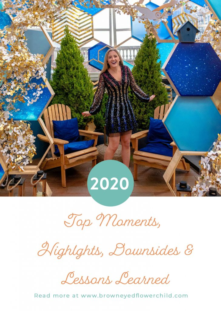 2020 Top Moments, Highlights, Downsides and Lessons Learned