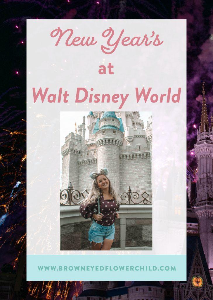 New Year's at Walt Disney World