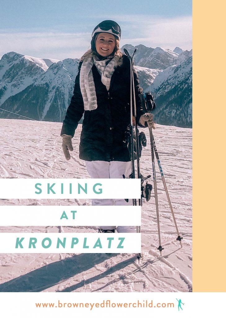 Skiing at Kronplatz