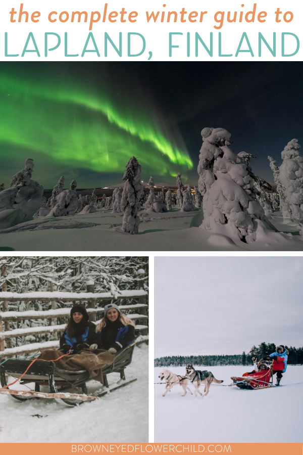The complete winter guide to Lapland, Finland