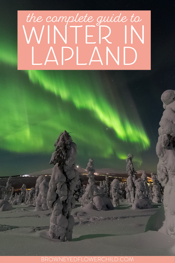 The complete guide to winter in Lapland